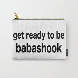 babashook Carry-All Pouch