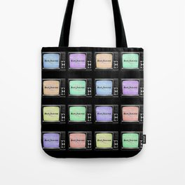 #not_famous Tote Bag