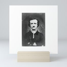 Edgar Allan Poe Mini Art Print
