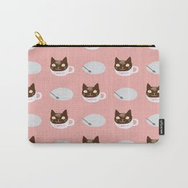 Catffeine Carry-All Pouch