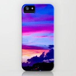 Hampton Sunset iPhone Case