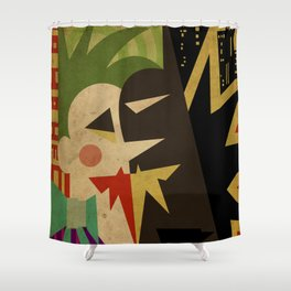 Destined to do this Forever Shower Curtain