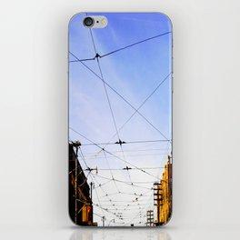 Queen Street Grid iPhone Skin
