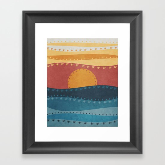 Textures/Abstract 47 Framed Art Print