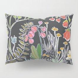 Summer Garden at Midnight Pillow Sham