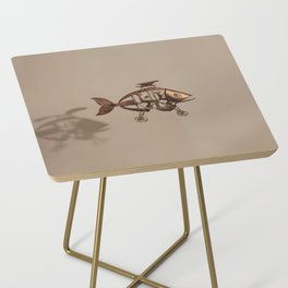 Flying Fish Side Table
