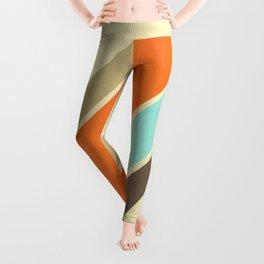 Retro Stripes Leggings
