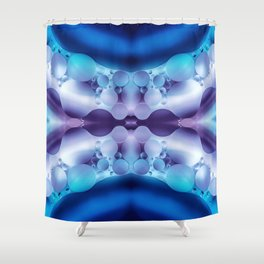 Oil and Water Colors 2 Shower Curtain