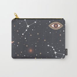 Mystical Galaxy Carry-All Pouch