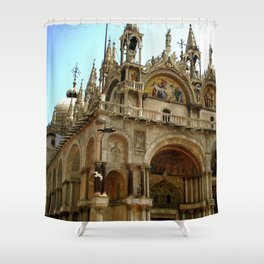 St Mark's Square Shower Curtain