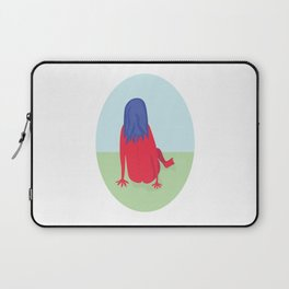 Day in the Park Laptop Sleeve