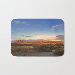 Desert Sunset Bath Mat