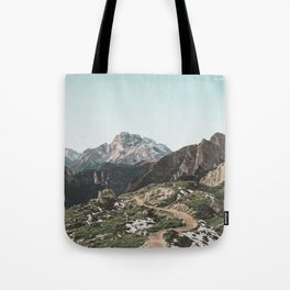 Italian Dolomites II Tote Bag