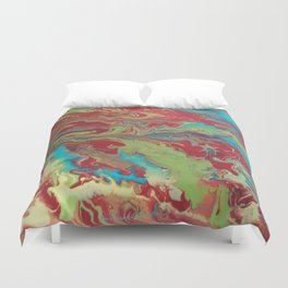 Psychedelic Collection Duvet Cover