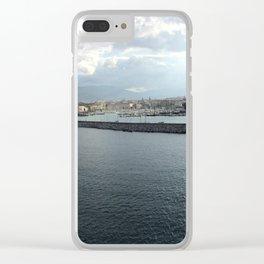 porto di Palermo Clear iPhone Case