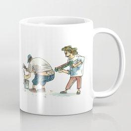 Bum-Crack Filler Coffee Mug