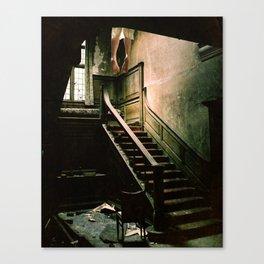Goodbye Canvas Print