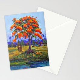 Flamboyan Stationery Cards