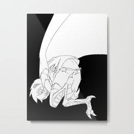 AAAAAA Metal Print