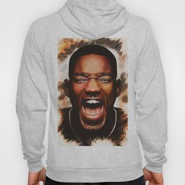 Will Smith Caricature Hoody