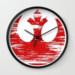 Rebels Wall Clock