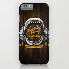 Amity Island Boat Hire iPhone 6s Slim Case
