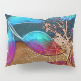 Branched Pillow Sham