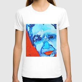 Ometeotl en el Cielo Chavela Vargas T-shirt
