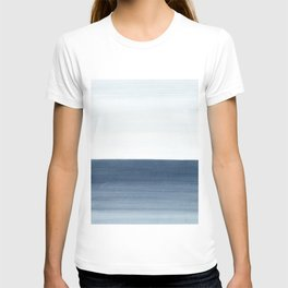 Ocean Watercolor Painting No.1 T-shirt