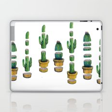 cut cactus Laptop & iPad Skin
