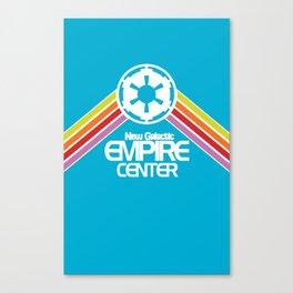 Galactic Empire Center 2 Canvas Print