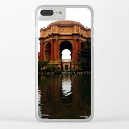 Palace of Fine Arts Clear iPhone Case