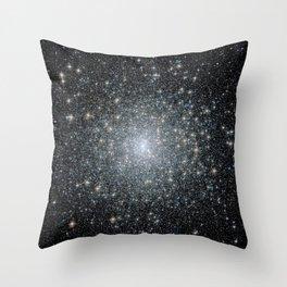 Messier 15  Throw Pillow