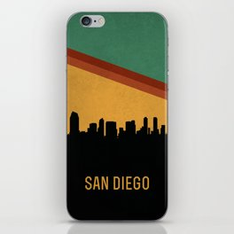 San Diego Skyline iPhone Skin