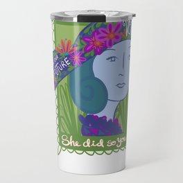 suffragette Travel Mug