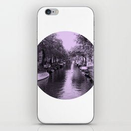 Amsterdam Canal #2 iPhone Skin