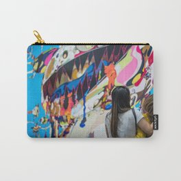 Art Piece by Chris Palomar Carry-All Pouch