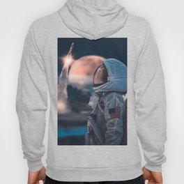 Forgotten Astronaut by GEN Z Hoody