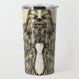Chewie I Hate Mondays SW Travel Mug