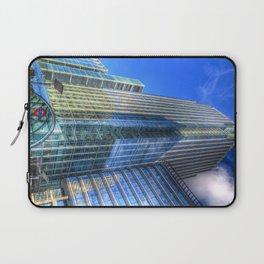 Canary wharf  London Laptop Sleeve