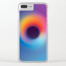 Eternal Night Clear iPhone Case