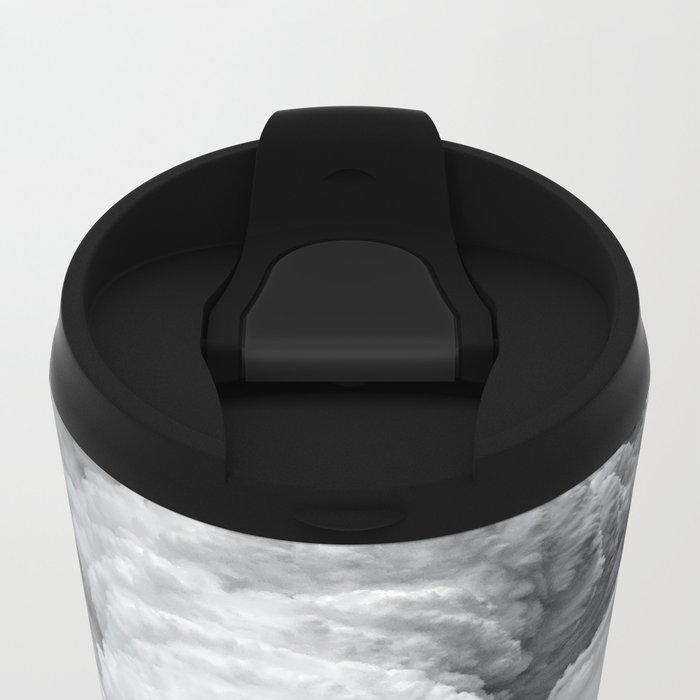 Storm Metal Travel Mug