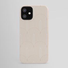 Art Deco Arch Pattern XIV iPhone Case
