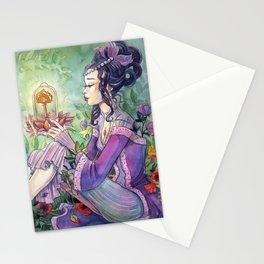 I am Secret Garden Stationery Cards