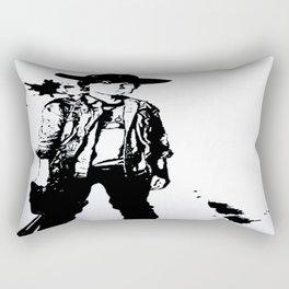 Carl Grimes  Rectangular Pillow