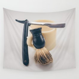 Barber Wall Tapestry