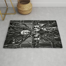 Soul of the Machine Rug