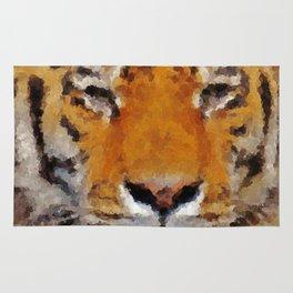Tiger Eyes Rug