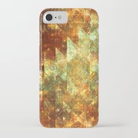 crystals iPhone & iPod Cases featuring Crystals by Rhawrbhawrburr