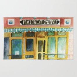 Halibut Point Restaurant Rug